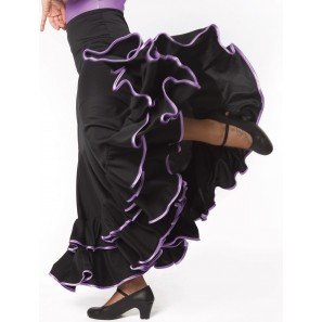 7911 Intermezzo Flamenco-Rock mit Voile