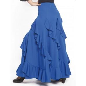 Intermezzo Flamenco-Rock mit Rüschen