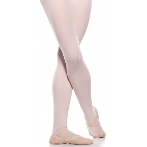 T0920L Bloch Damen Supplex Strumpfhose mit Fuss