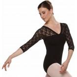 31260 Intermezzo Flamenco Tanztrikot 3/4 Ärmel