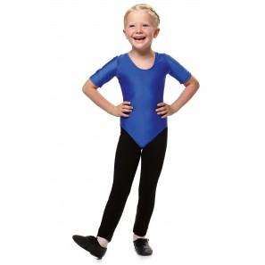 8927 Agiva Kinder Kurzarmbody Gymnastik