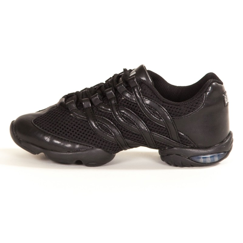 S0522L Bloch Twist Dancesneaker Schwarz