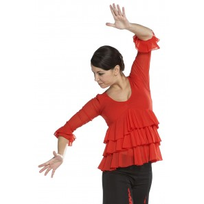 6155 Intermezzo Flamenco Top