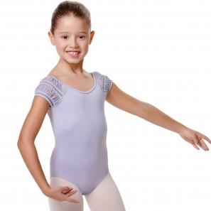 Ballettbody Kinder Bloch Kurzarm