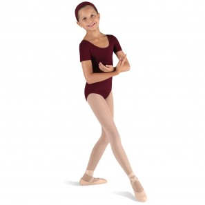CL5402 Basic Kurzarm Kinder Ballett-Trikot von Bloch