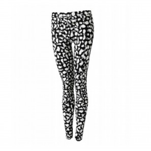 500Y Easy Leggings with Print aus Organic Cotton von Wellicious