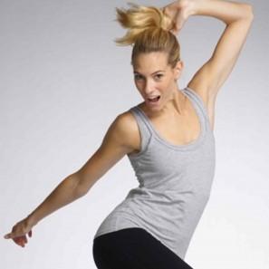 ALPHA Sport Top mit BH von Temp Danse