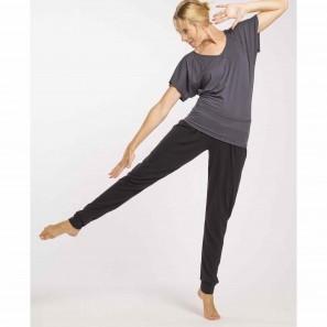 LICHEN Hose aus Linen/Tencel® von Temps Danse