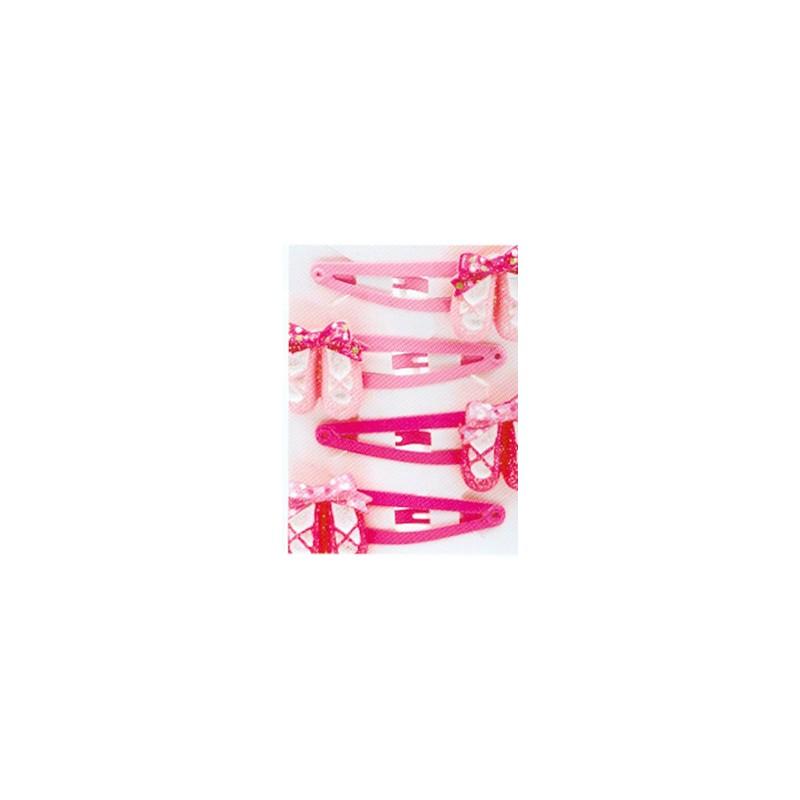 HA-02 Haarspange mit Ballettschuh von Katz
