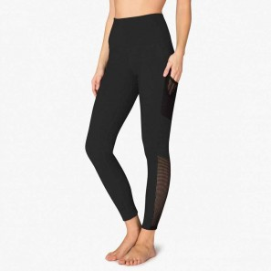 SPNM3198 Beyond Yoga Mesh Behavior High Waisted Legging
