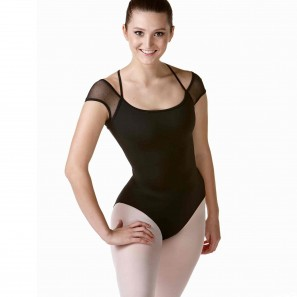 L8882 Damen Ballett Body mit doppelten Trägern von Bloch