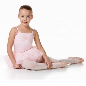 CL8217 Kinder Ballett Trikot mit Tutu von Bloch