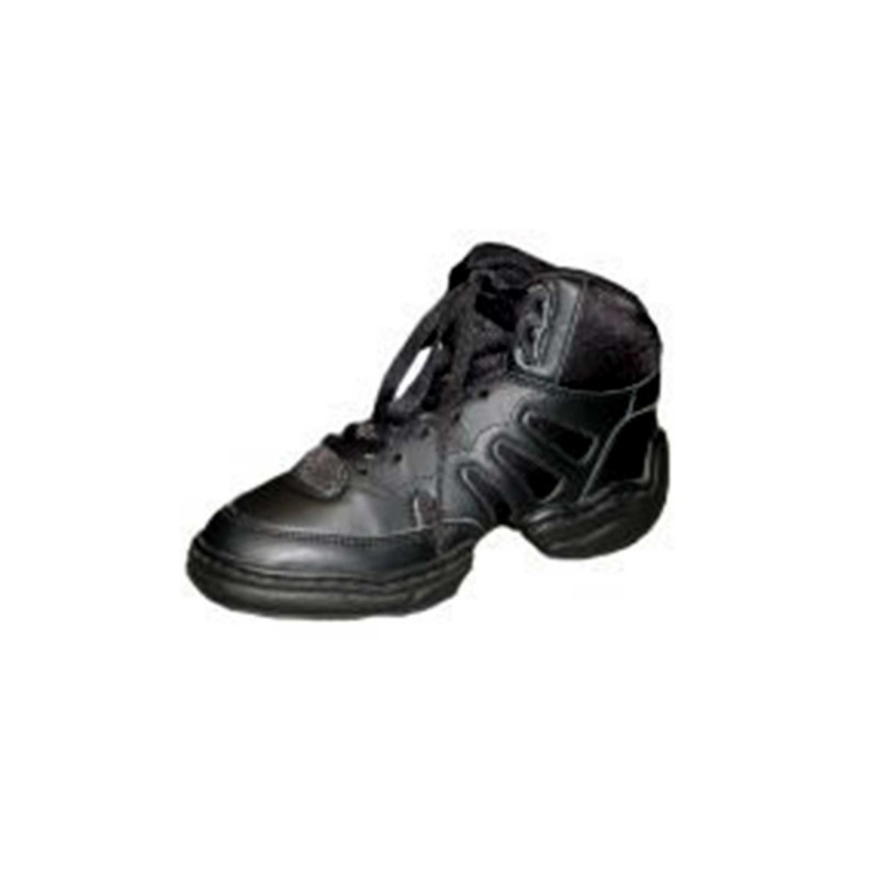 SO500L Dance Jazz Hip Hop Sneakers schwarz von Bloch