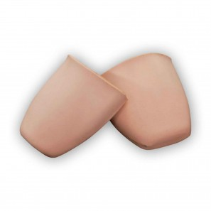 DRYZ2 CAPEZIO TIPS EEZ POINTE SHOE TOE PADS