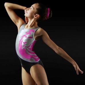 Bloch Leo Gymnastikanzug für Mädchen