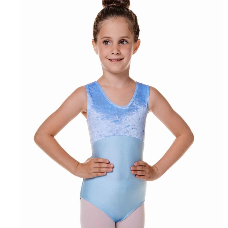 E30136BK Intermezzo Kinder Ballettbody - Breite Träger