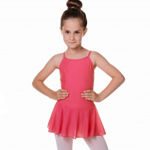 TN500LM Vicard Kinder Tanzdress aus Lycra matt