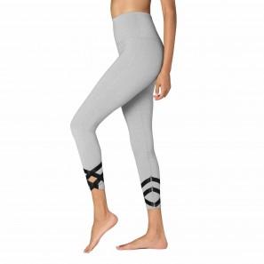 TD3237 Beyond Yoga Overture Strappy Ballet Midi Yoga Legging