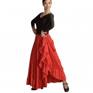 7681 Intermezzo Flamenco-Rock mit Voile