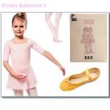 Kombipaket 1 - Tanzdress rosa oder weiss (Spezialangebot)