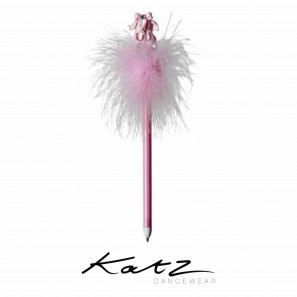 PN-P1955 Katz Ballet Shoes Fluffy Pen
