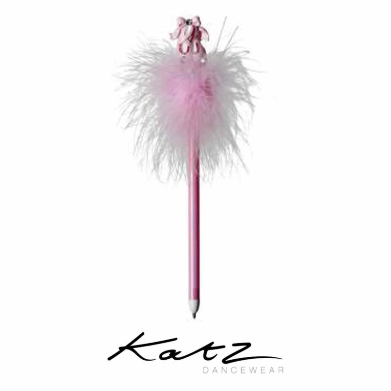 PN-P1955 Katz Ballet Shoes Fluffy Pen