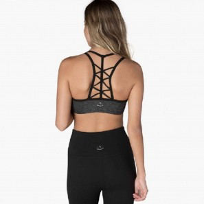 SD8125 Beyond Yoga Strappy Hour Bra