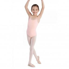 CL5407 Basic Spaghettiträger Kinder Ballett-Trikot von Bloch