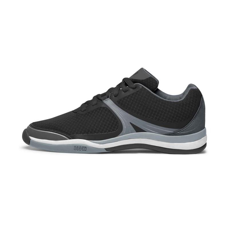 S0925 Bloch Element Full-Sole Dance Fitness Sneaker