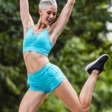 Sport Top Doppelträger ABBY von Temps Danse