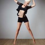 Sport  Tanz Shorts ALIBI von Temps Danse