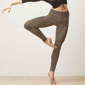 Leggings in Flammgarn-Optik FADO von Temps Danse Paris