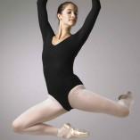 Tanztrikot Langarm MARINA von Temps Danse Paris