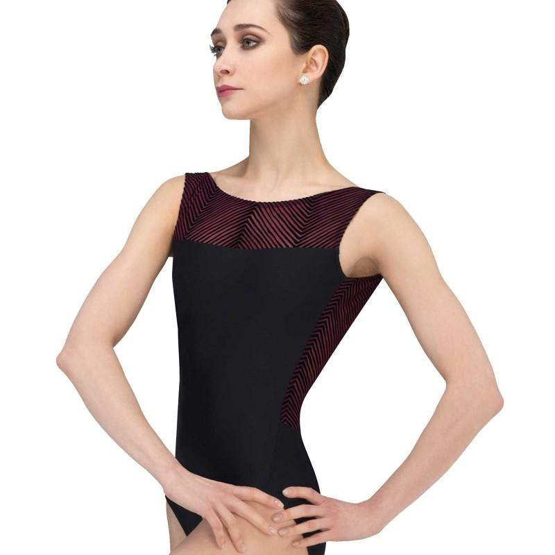 Ballett Tanztrikot breite Träger LC149 von Wear Moi