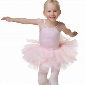 Tanzdress Kinder Kurzarm CL8212 von Bloch