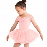 Tutu Tanzdress Kinder Kurzarm CL8172 von Bloch