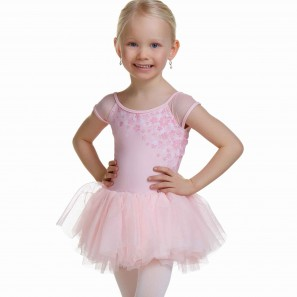 Tutu Tanzdress Kinder Kurzarm CL8172 von Bloch