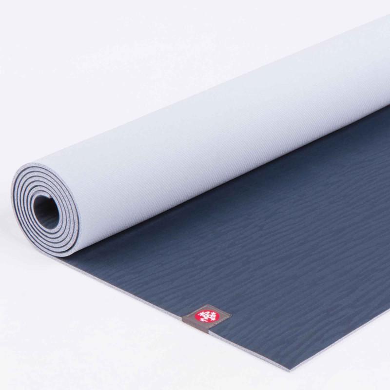 Yogamatte Manduka eKO Lite® Mat 3mm Midnight (2-farbig Blau)