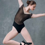 Ballett Tanztrikot Kurzarm Grishko Bolshoi DA-1805M