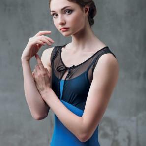 Ballett Tanztrikot Kurzarm Grishko Bolshoi DA-1801M