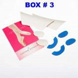 TOTALLY TOES FITTING KIT FOR BOX3 - SPITZENSCHUHE ZUBEHÖR GAYNOR MINDEN