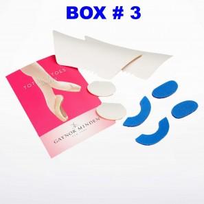 TOTALLY TOES FITTING KIT FOR BOX3 - SPITZENSCHUHE ZUBEHÖR GAYNOR MINDEN