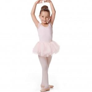 Ballettdress Kinder Kurzarm CL8212 von Bloch