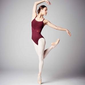 Ballett Body Spaghettiträger Bloch L9827