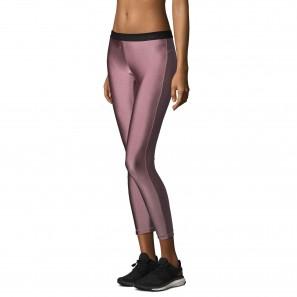 Raw elastic 7/8 tights – Berry metallic – Casall – 18572