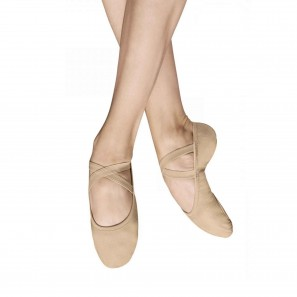 Ballettschuh Herren Stretch-Leinen 284M Performa von Bloch