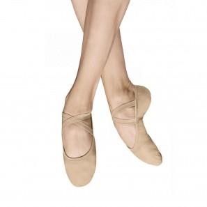 Ballettschuh Herren Stretch-Leinen 284M Performa von Bloch