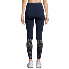 Open structure tights – Hero blue – Casall – 18604