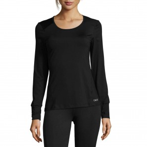 Essential long sleeve – Black – Casall – 17406