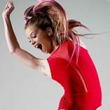 Gaby Tanz Trikot mit Mesheinsatz von Ilogear